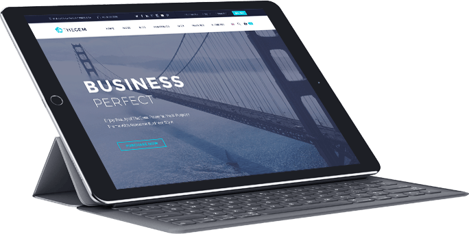 Homepage: Business Consulting