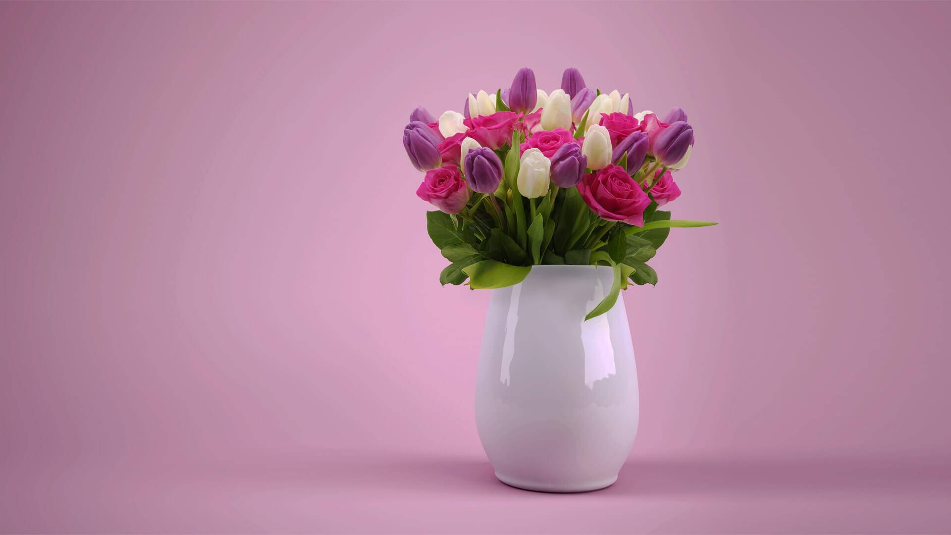 Цветя за специални поводи
