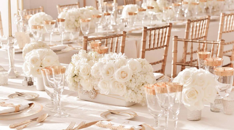 Интересни факти за сватбената украса